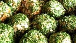 Roquefort Cheese Balls