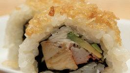 How to Make Sushi - Crunchy Teriyaki Rolls