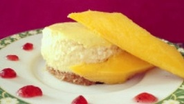 TBT Mango Cheesecake