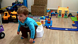 Toddler - How to Potty Train