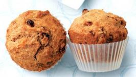 Raisin and Bran Muffins