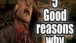 Five Good Reasons Why - Violent Games Won't Make you a Killer