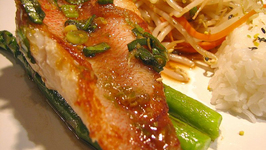 Thai Style Fried Snapper
