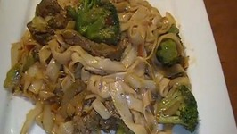 Low Carb Chinese Beef Lo Mein