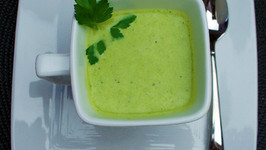 Spring Pea Soup