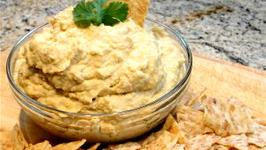 Fresh Homemade Hummus