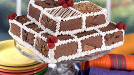 Fairytale Brownies Cake