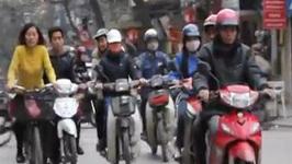 Hanoi Traffic Survival