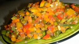 Veggie Fajita (Mexican Basics)
