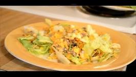 True Liberty- Venison Punk Rock Taco Salad