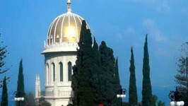 Visiting Mount Precipice, the Baha'i Gardens and Temple in Haifa and Acre, Israel
