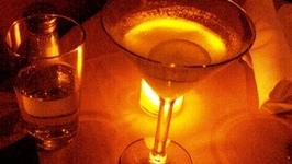 Ginger Martini Garnishing Tips