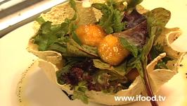 Lettuce And Mango Salad