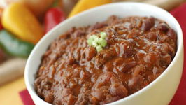 SOS Crock-Pot Chili