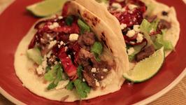 Drunken Braised Short Rib Tacos