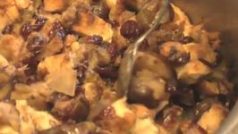 Cranberry, Sage and Chestnut Stuffing