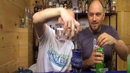 Jonny Tsunami Cocktail