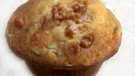 Banana and Toffee Muffins