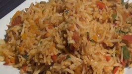 Tawa Pulao - Indian Street Food