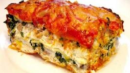 Spencer Christian's Turkey Lasagna