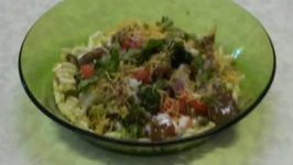 Healthy Bhel puri (Chaat)