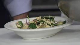 Mediterranean Orzo Salad with Artichokes Feta Cheese