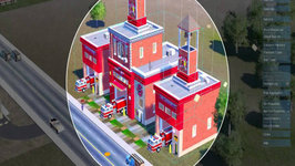 Simcity 5 - A First Look in the GlassBox Game Engine