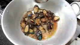 Pinoy Eggplant In Oyster Sauce