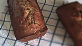 Vegan Banana Bread - Easy
