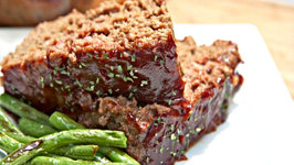 Man-Pleasing Meatloaf- Easy, Moist and Flavorful