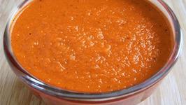 Catalan Romesco 'sauce' Rotelli