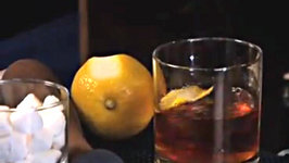 How to Make an Old Fashioned Cocktail (Drink)
