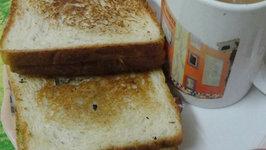 Kheera Pyaz And Paneer Sandwich