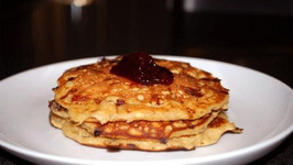 Spiced Fruit Pancakes