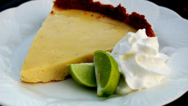 Festive Lime Pie