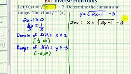 Ex domain and range of radical functions video by bullcleo1 ex find the inverse of a square root f ccuart Image collections