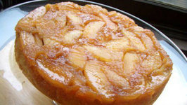 Nighthawk Applejack Cake