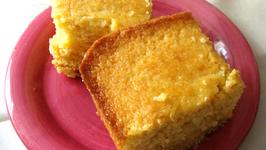 Corn Bread With Yellow Cornmeal