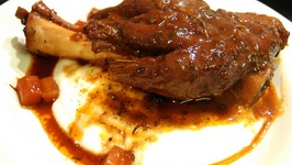 Mexican Lamb with Red Wine