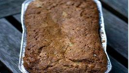 Damson Plum Banana Bread