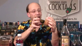 Classic Flying Pud Rubber Cocktail