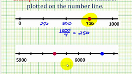 Ex:  Identifying Whole Numbers on the Number Line