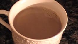Espresso Coffee with Milk