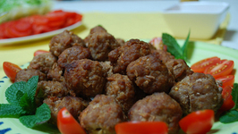 Mince Kebabs