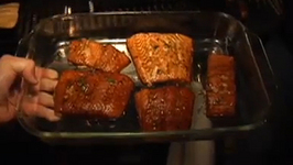 Yummy Grilled Salmon