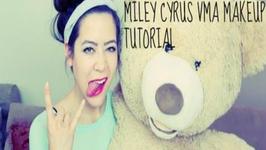 Miley Cyrus VMA's Makeup Tutorial!