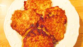 Potato Latkes