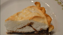 Betty's Mouth-Watering Milk Chocolate Meringue Pie