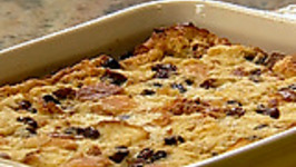 Fruit and Bread Pudding