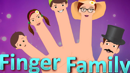 The Finger Family Medley